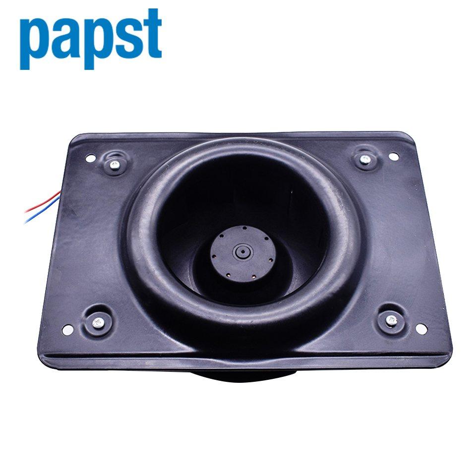 PAPST TYP RDE 110-25/24R/C01 DC 24V 2.4W 2-pin turbine fan
