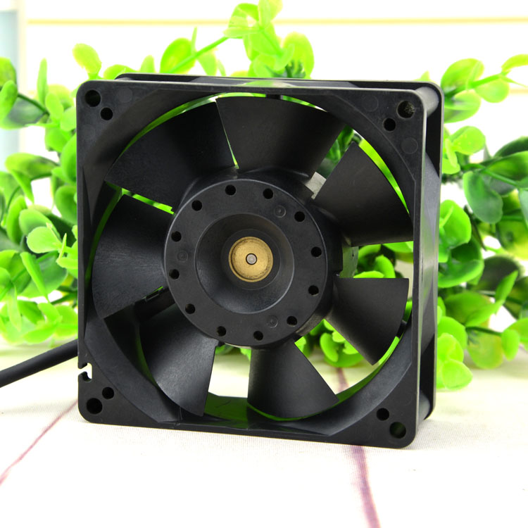 Sanyo 109P0924H208 9CM 24V 0.14A 3-wire industrial inverter fan