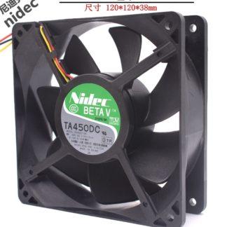 Nidec TA450DC B34622-68 DC 48V 0.13A 3-wire Server Square Fan