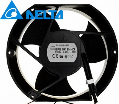 Delta EFB1512HHG 170*150*51MM 12V 2A cooling fan