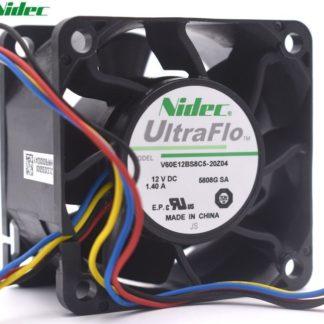 Nidec V60E12BS8C5 V60E12BS8C5-Z04 12V 1.40A cooling fan