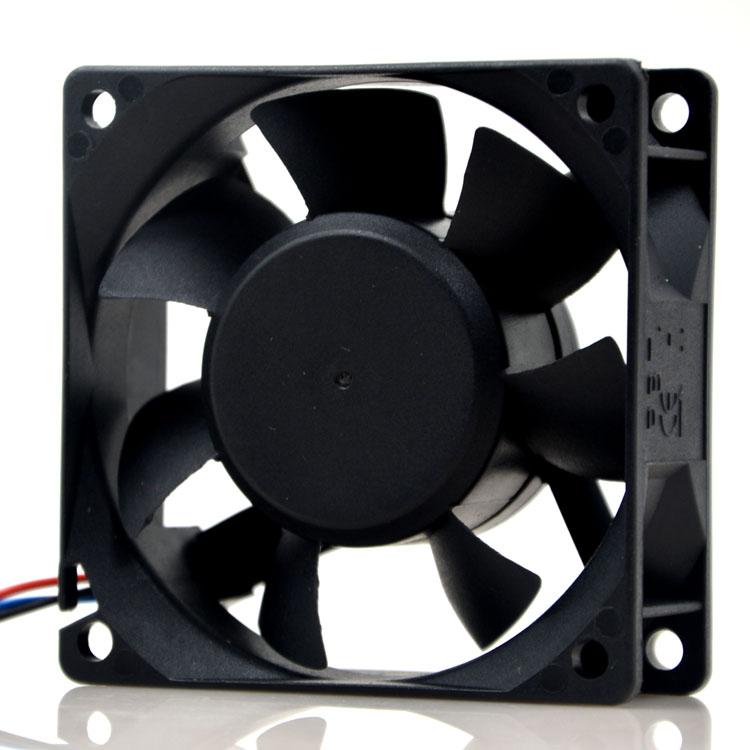 SUNON PMD2407PTB1-A 24V 4.3W 7CM 3wire inverter case fan