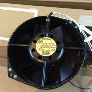 IKURA 1311-582 THA1V-7556XV-TP 200VAC 50/60Hz thermally protected 2ball bearing fan