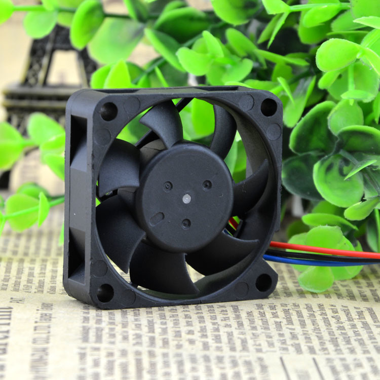 delta AFB0512MB 6Z14 DC12V 0.12A 5CM 3-line axial cooling fan