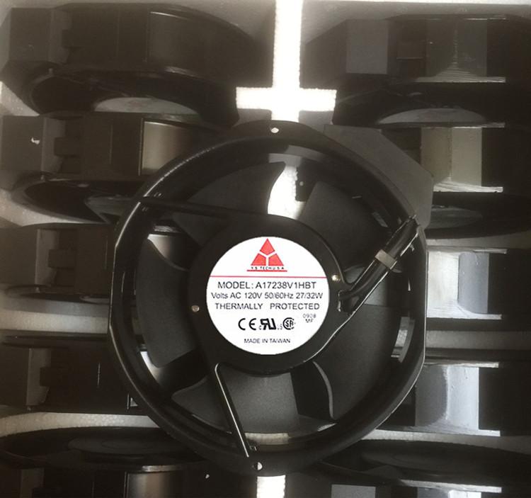 Y.S.TECH A17238V1HBT AC120V Ball Bearing cooling fan