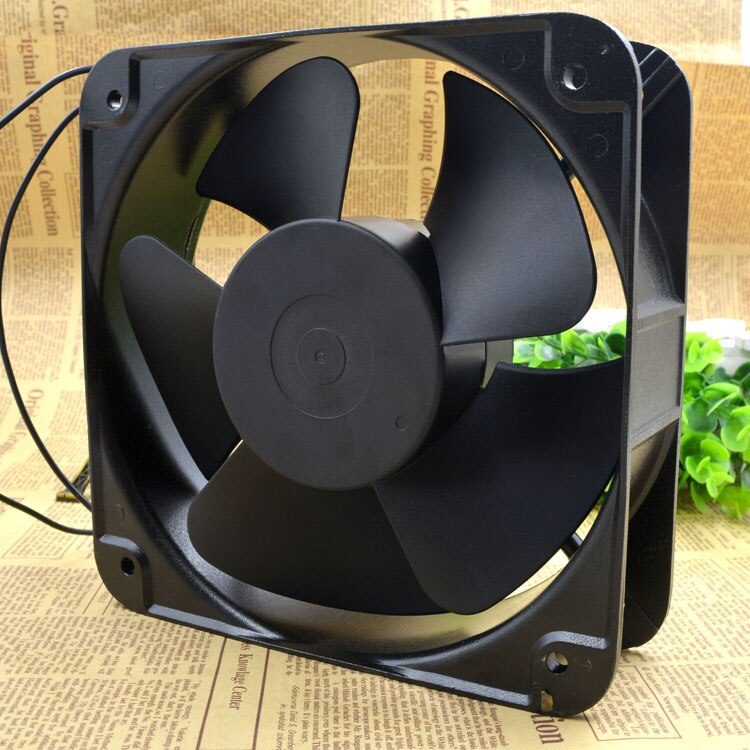 PROFANTEC P2207HBL AC220V 20CM 0.3A thermal protected cooling fan