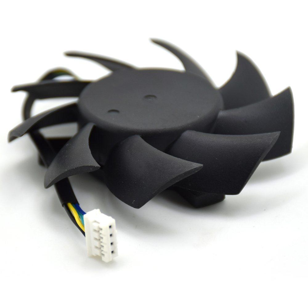 Everflow T127015SU DC12V 0.30AMP  4Pin Video Grafikkarte Lufter fan