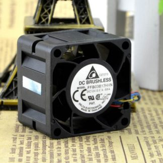 Delta FFB03812HHN 12V 0.57A 3.8CM 4line PWM temperature control fan