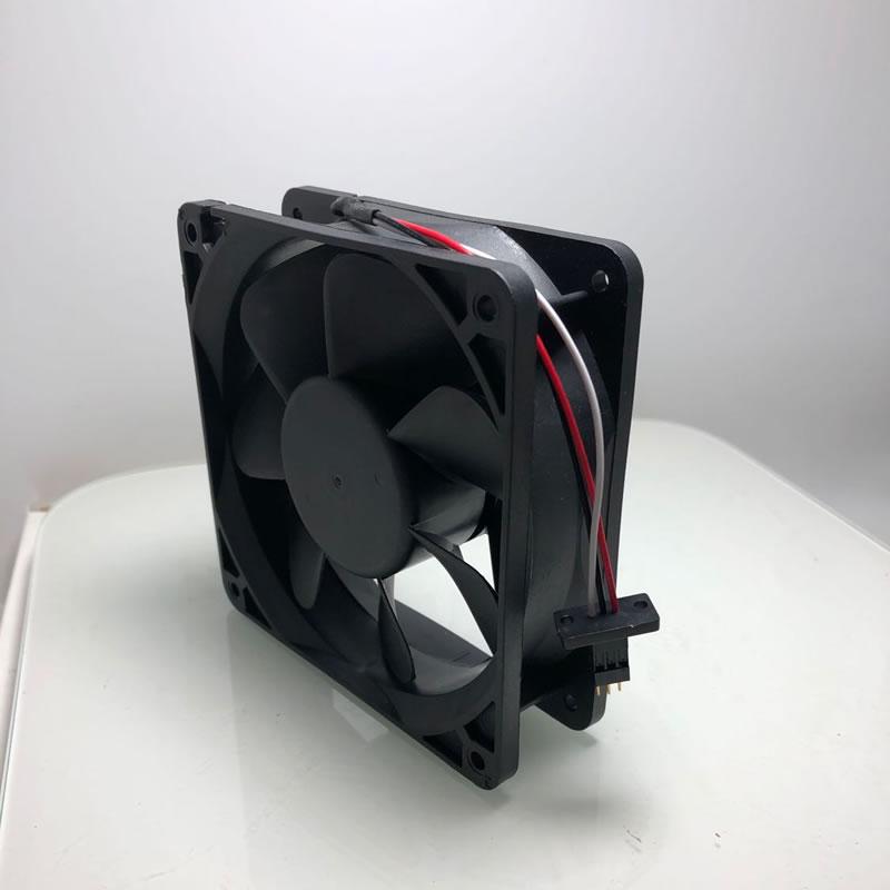 Sanyo 9WF1224H1D03 120*120*38mm DC24V 0.32A cooling fan