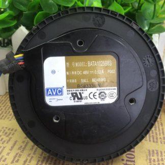 AVC BATA1025B8S DC48V 0. 52A 4line server inverter industrial cooling fan