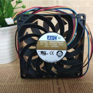 AVC DB09225B48F 9225 48v 0.35a  48V Cooling fan