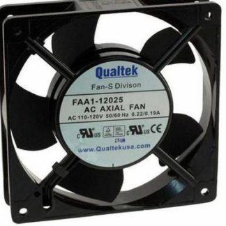 Qualtek FAA1-125NBMW31 115VAC  AC axial cooling fan