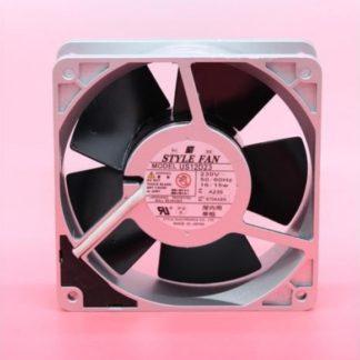 STYLE FAN US12D23 12CM 230V 16/15W aluminum axial cooling fans