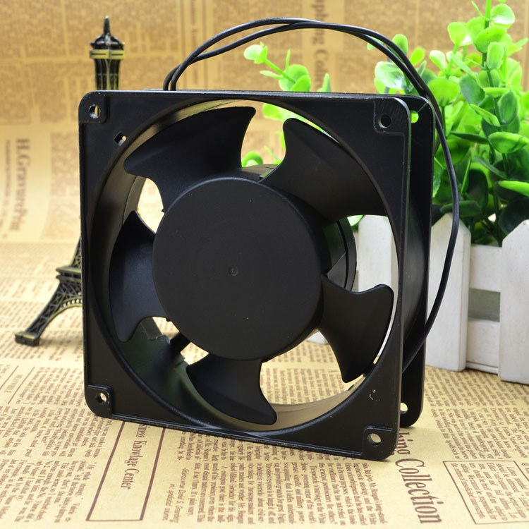 Jiulong G12038HA2B-7P AC220V 0.14A 24W cooling fan