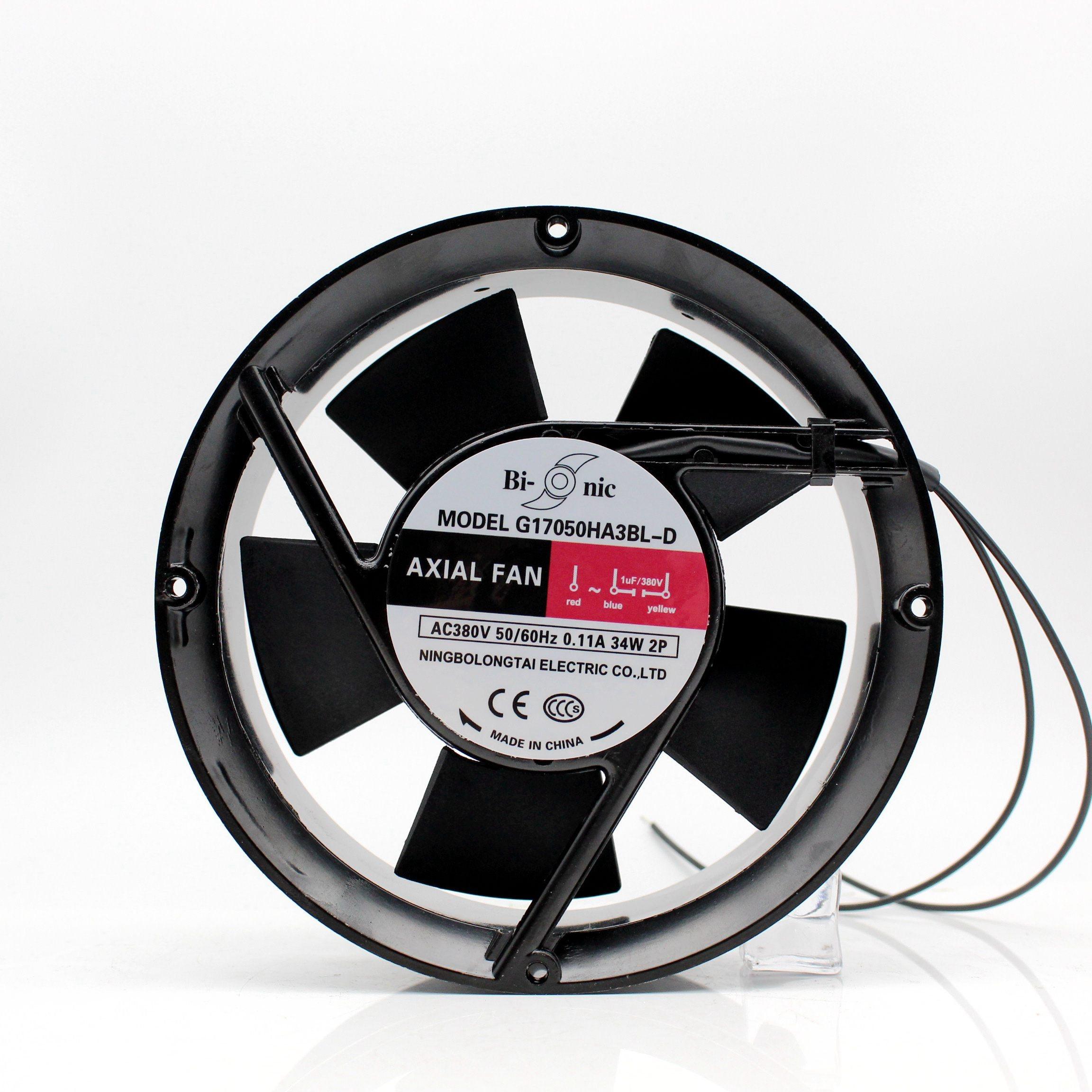 G17050HA1BL G17050HA2BL G17050HA3BL JIULONG AC axial cooling fan