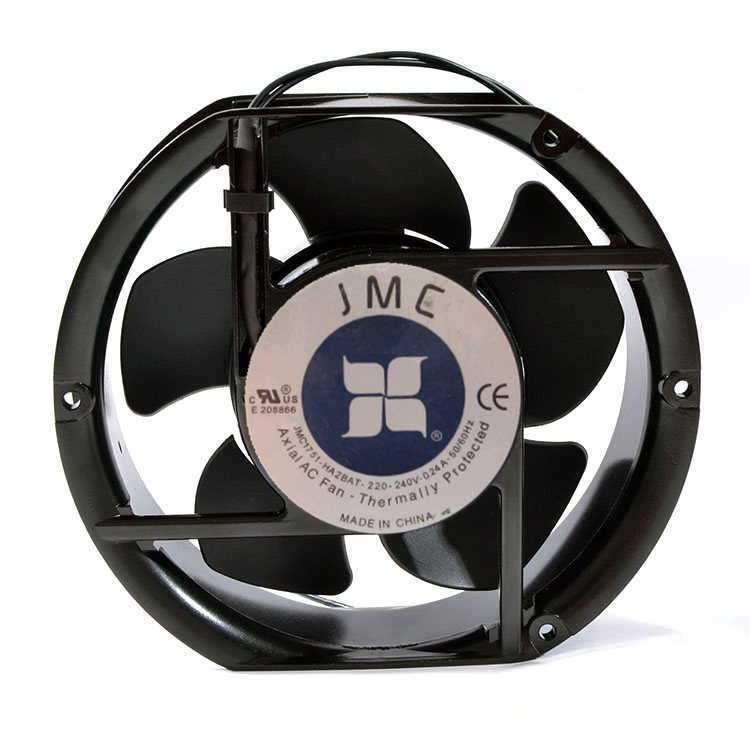 JMC1751-HA2BAT 220/240V 0.24A Axial AC fan