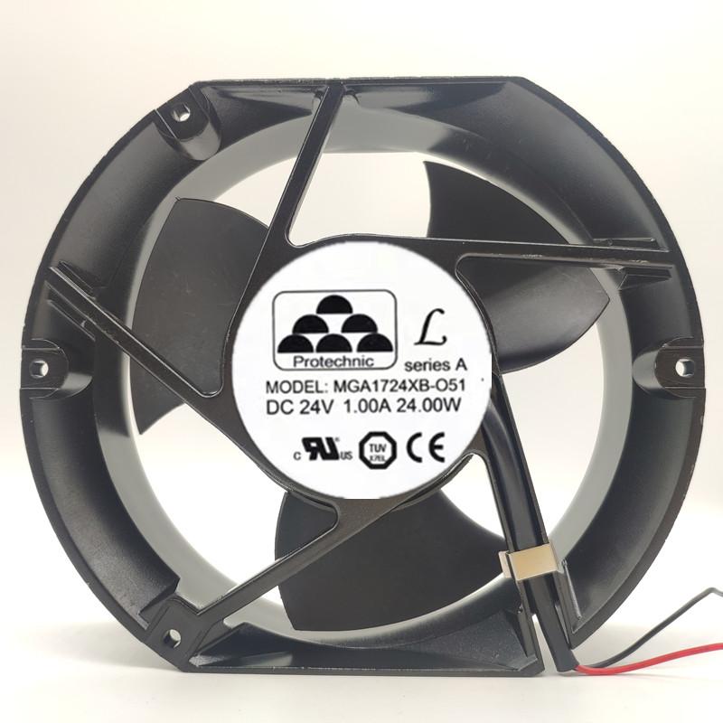 MAGIC MGA1724XB-O51  24V 1.0A/3.0A cooling fan