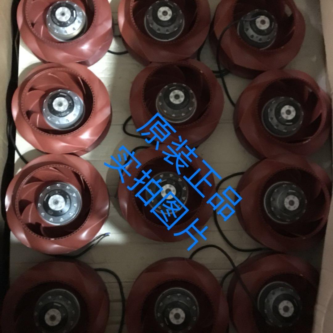 ebmpapst R2E225-RA40-12 M2E068-DF 115V cooling fan