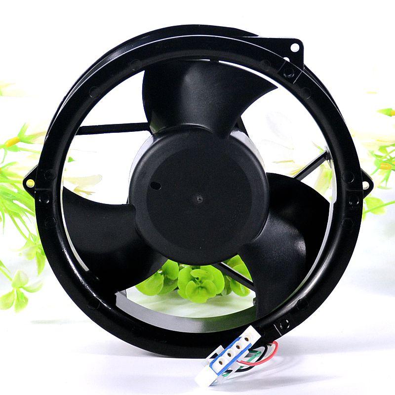 Delta EHB1748EHG BKV301216/130 48V 1.44A  4-Wire metal Cooling Fan