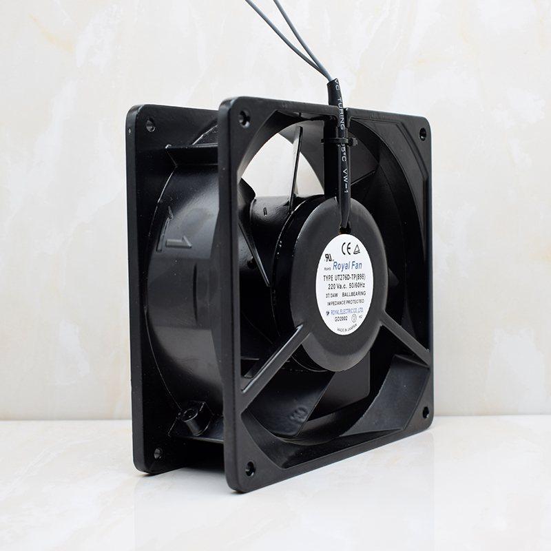 ROYAL FAN UT276D-TP[B98]  220V 37/34W 140*140*50MM Cooling fan