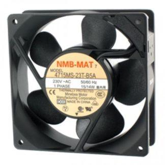 NMB-MAT 4715MS-23T-B5A 230V 0.12A cooling fan