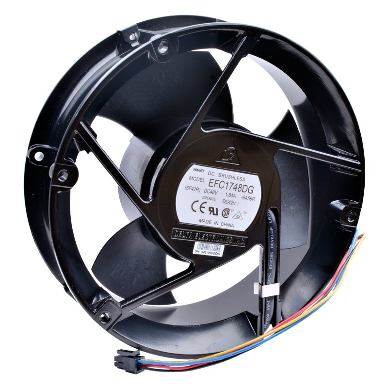 Delta EFC1748DG  48V 2.30A violent cooling fan