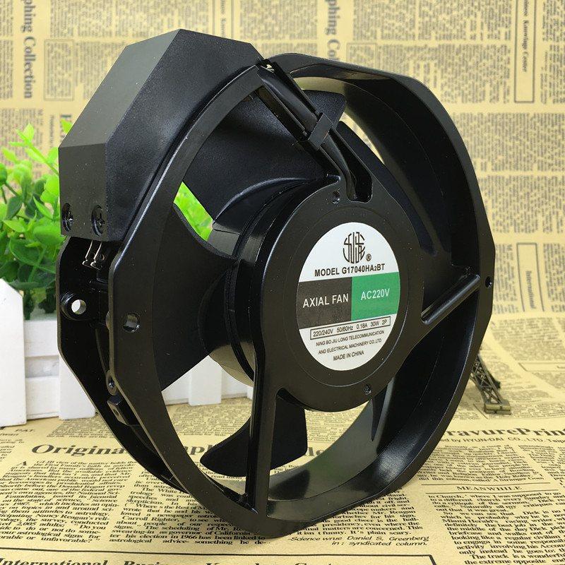 Jiulong G17040HA2BT axial fan 17238 AC220V inverter welding machine cooling fan