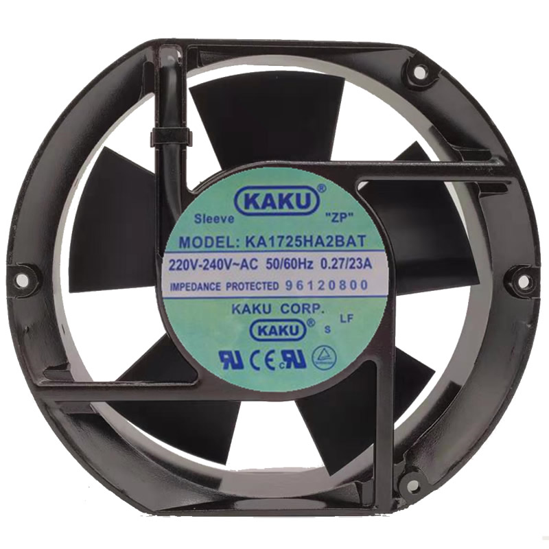 KAKU KA1725HA2BAT AC220V cooling fan