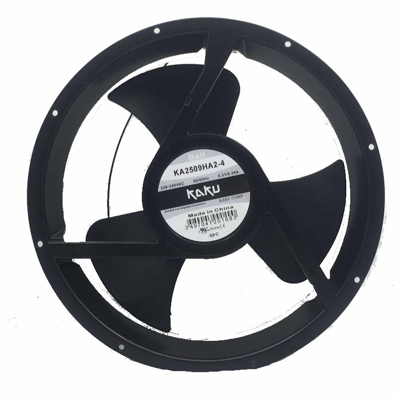 KAKU KA2509HA2-2 KA2509HA2-4 25489 220V High temperature resistant fan