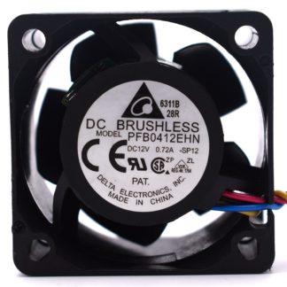 Delta PFB0412EHN 4CM DC12V 0.72A industrial blower Server Inverter Cooling fan