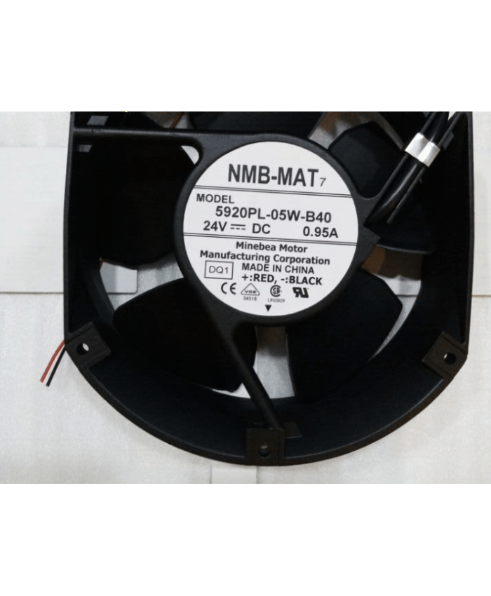 NMB 5920PL-05W-B40 DC24V 0.95A inverter axial fan
