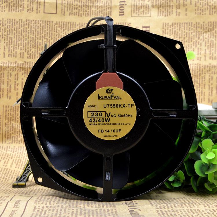 IKURA U7556KX-TP 230V 172*150*55 High temperature resistant fan