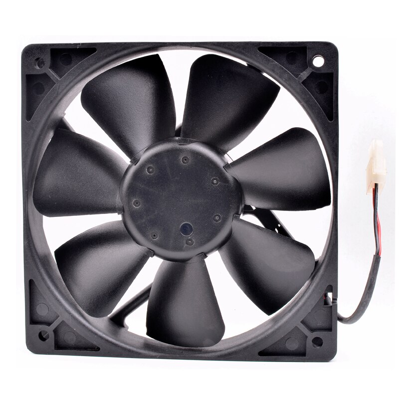 Delta WFB1212HH DC12V 0.68A Large air volume chassis cooling fan