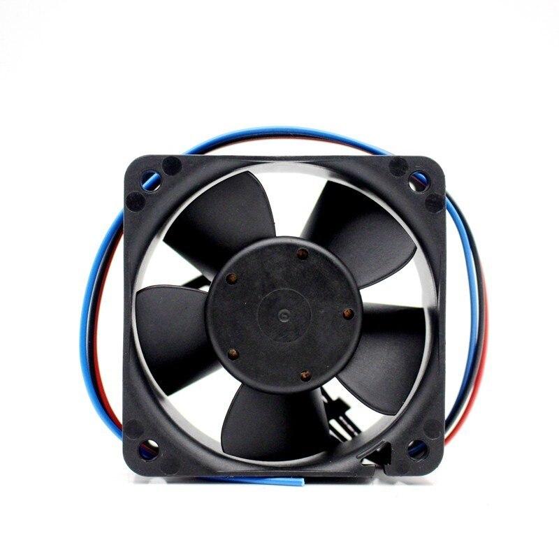 Ebmpapst 614 HR DC24V 3.6W 3Lines 6cm Server cooling Fan