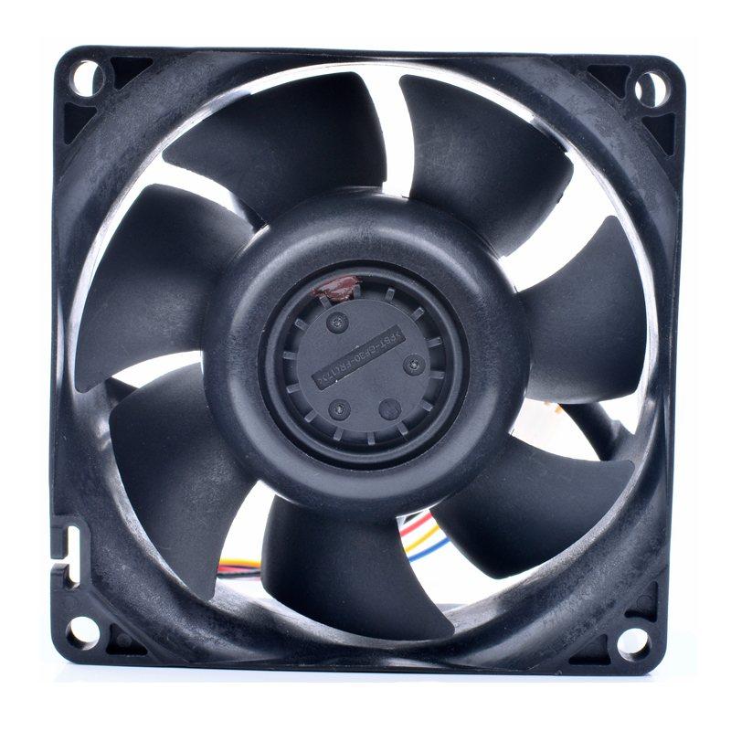 Nidec H80E12BS1A7-07 DC12V 1.76A server large air volume cooling fan