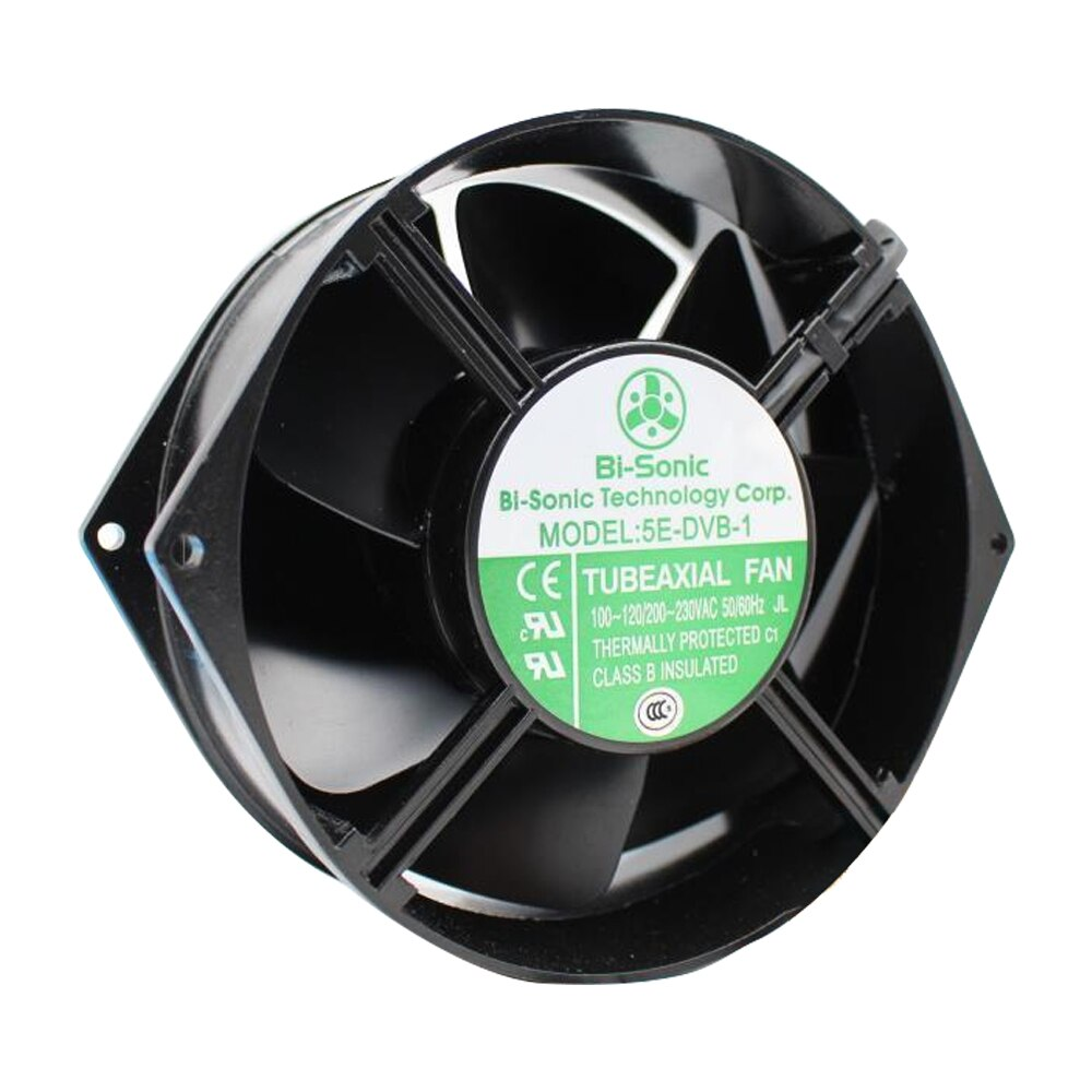 Bi-sonic 5E-DVB-1 AC230V tube axial cooling fan