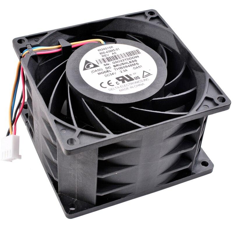 Delta THB0948MS G5O22TDDD99 DC54V 2.3A cooling fan