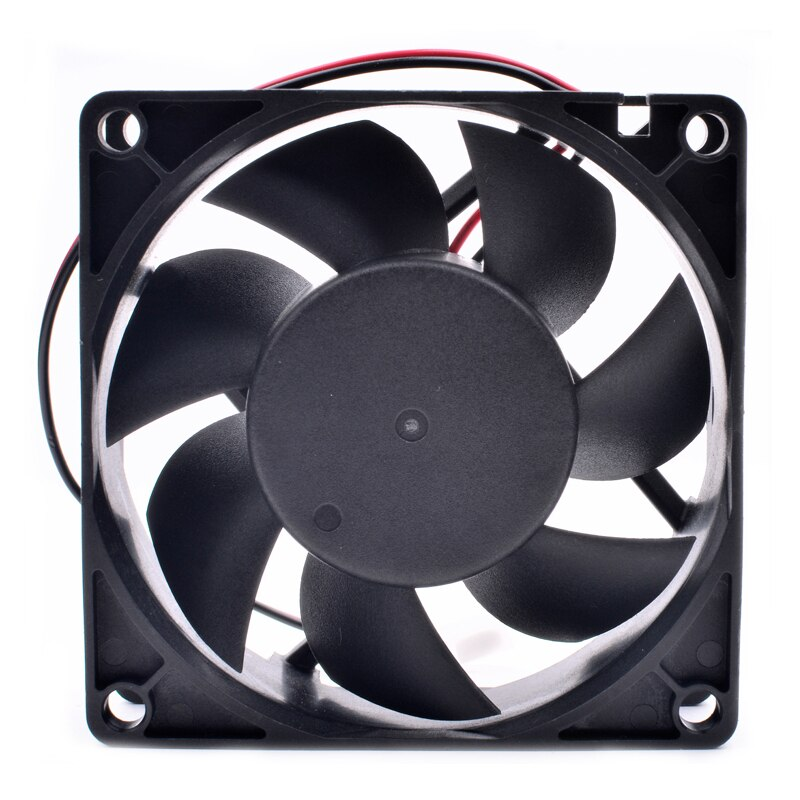 Foxconn PVA070G12N DC12V 0.18A chassis power supply cooling fan