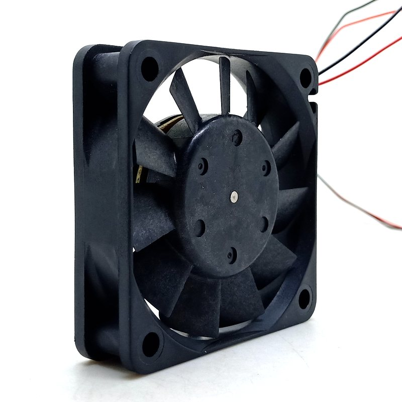 Nidec D06R-24TM DC24V 0.08A 2-wires Industrial Inverter cooling fan