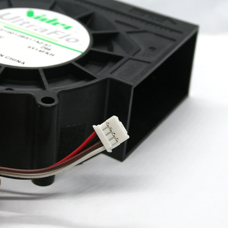 NIDEC G10D12BS17AZ-57 DC12V 0.29A 9733 4-wire PWM Turbo Cooling Fan
