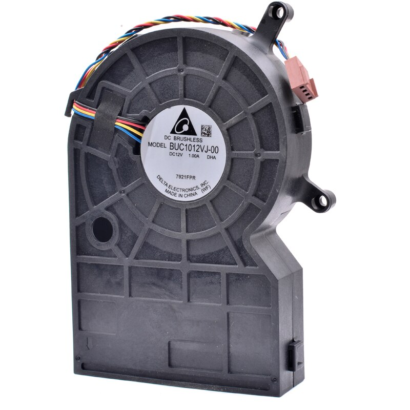 delta BUC1012VJ-00 12V 1.00A 4-wires cooling fan