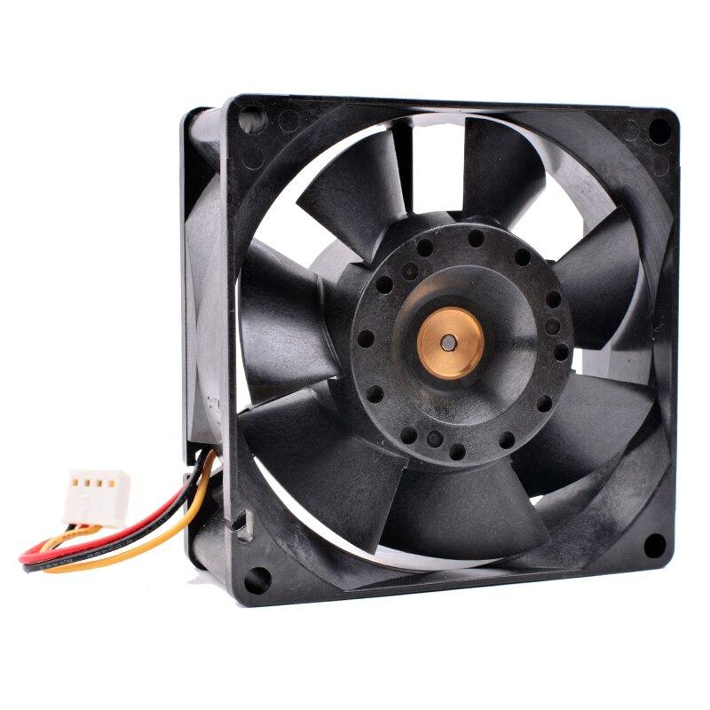 Sanyo 109P0812S201 12V 0.29A DC Petit Ace 32 Brushless cooling fan
