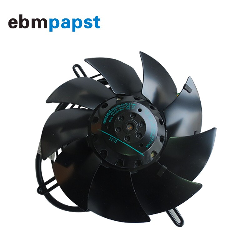 ebm S2D200-BH18-01  200mm 0.17A 68w 400V axial cooling fan
