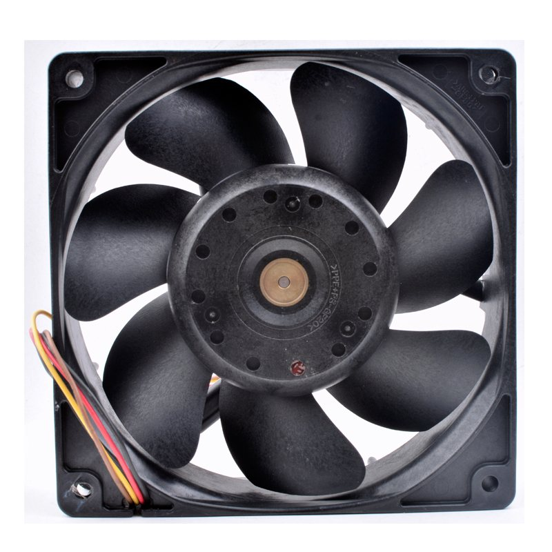 Sanyo 9G1212P1G03 DC12V 0.83A server chassis large air volume cooling fan