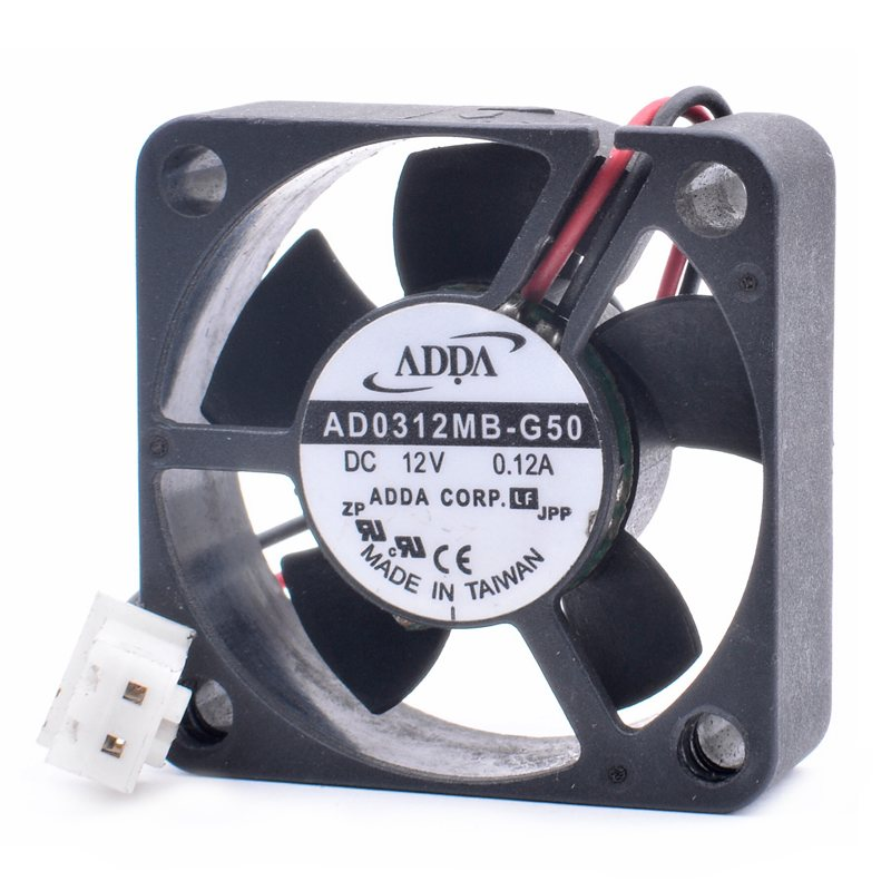 ADDA AD0312MB-G50 DC12V 0.12A set-top box router micro cooling fan