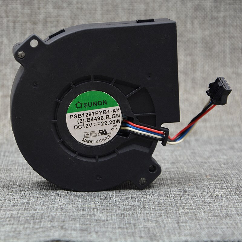 Sunon PSB1297PYB1-AY DC12V 22W Cisco 9CM Turbofan Centrifugal Blower fan