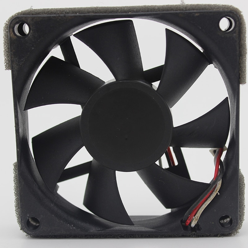 sunon KDE1207PHV1 MS.AR.GN DC12V 1.9W 3-wire cooling fan