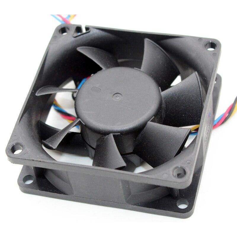 MAGIC MGT7012ZR-W25 DC12V 0.43A pwm chassis cooling fan