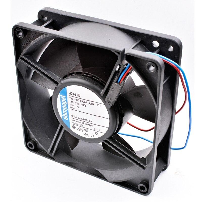 ebmpapst 4214 HU DC24V 200mA 4.8W Inverter cooling fan