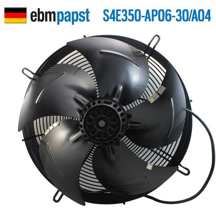 ebmpapst S4E350-AP06-30/A04 230V 0.58/0.83A refrigeration cooling fan
